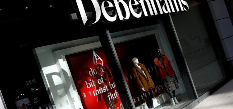 Sports Direct cherche à supprimer le conseil d'administration de Debenhams