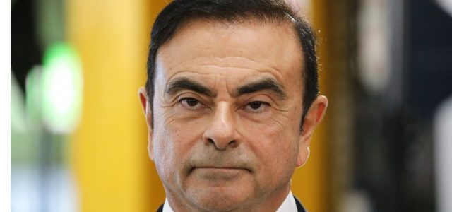 Carlos Ghosn : Un ancien patron de Nissan libéré sous caution, selon les médias japonais