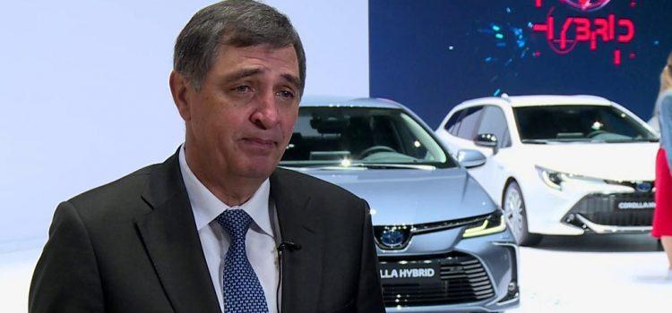 Le patron de Toyota Europe dans un sombre avertissement Brexit : pas d'accord