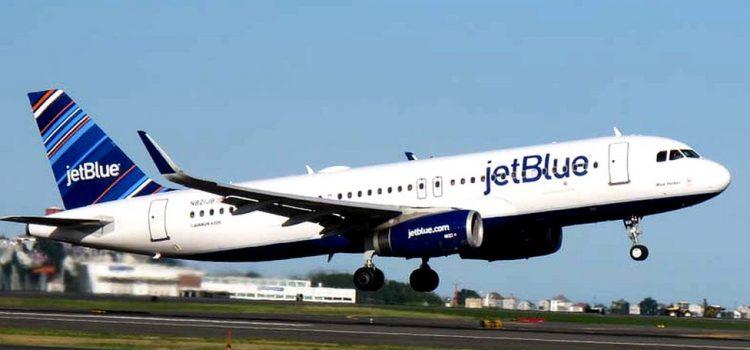 JetBlue envisage de nouvelles routes aériennes entre les États-Unis et le Royaume-Uni