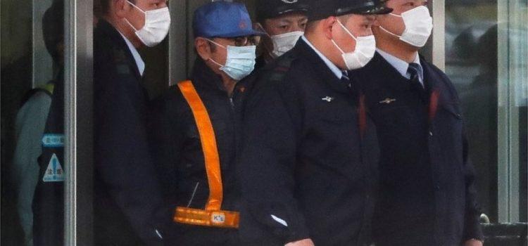 L'ancien patron de Nissan Ghosn libéré sous caution