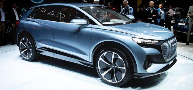 Les voitures électriques dominent au Salon de Genève