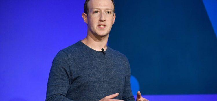 """M. Zuckerberg présente un plan pour Facebook """" axé sur la protection de la vie privée"""