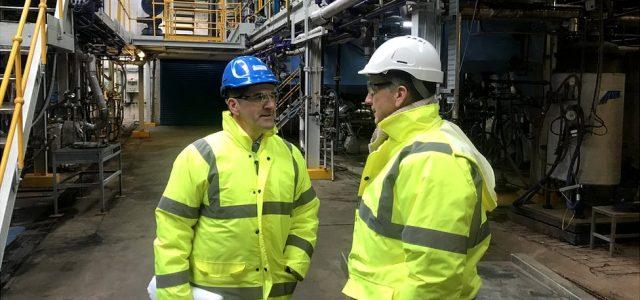 """Brexit menace des """" milliards de livres """" de produits chimiques sans transaction"""