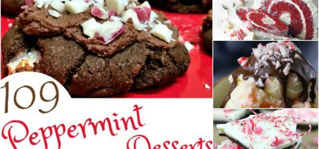 109 desserts à la menthe poivrée qui enchanteront vos papilles gustatives