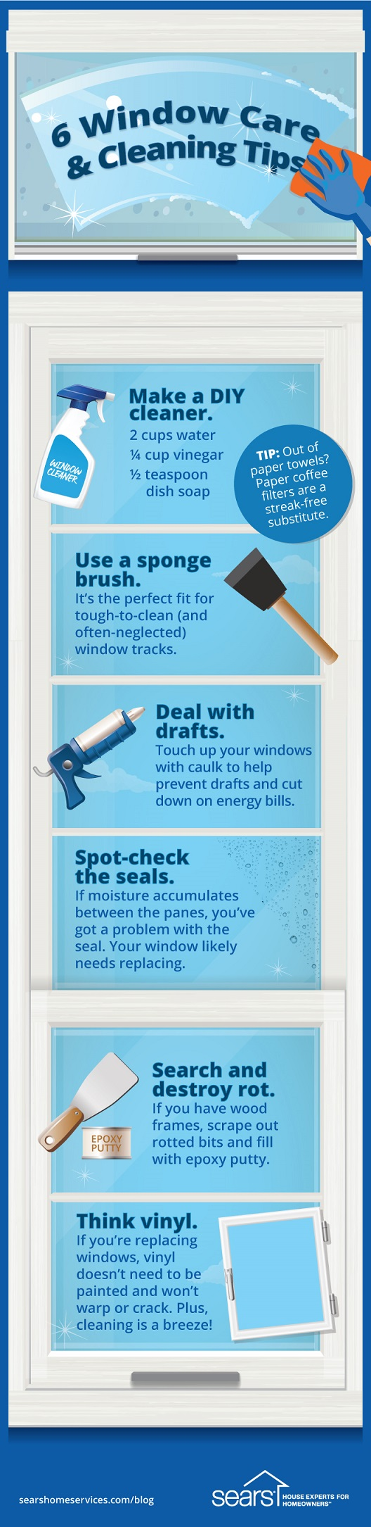 Maintain your Windows
