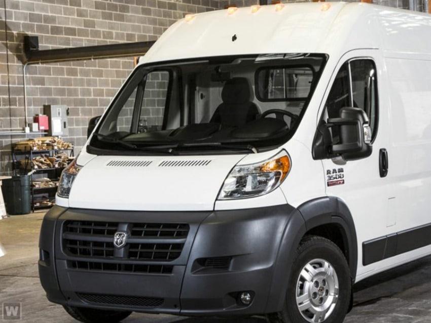 2018 ProMaster 1500 Cargo Van
