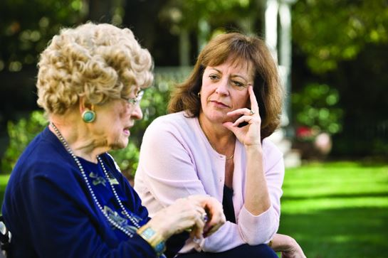 4 Things You Need To Discuss With Your Elderly Parents