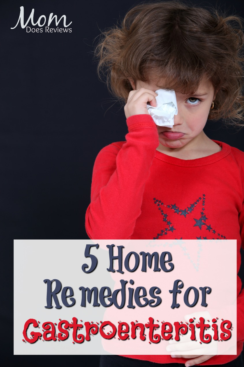 5 Home Remedies for Gastroenteritis #health #stomachflu #flu