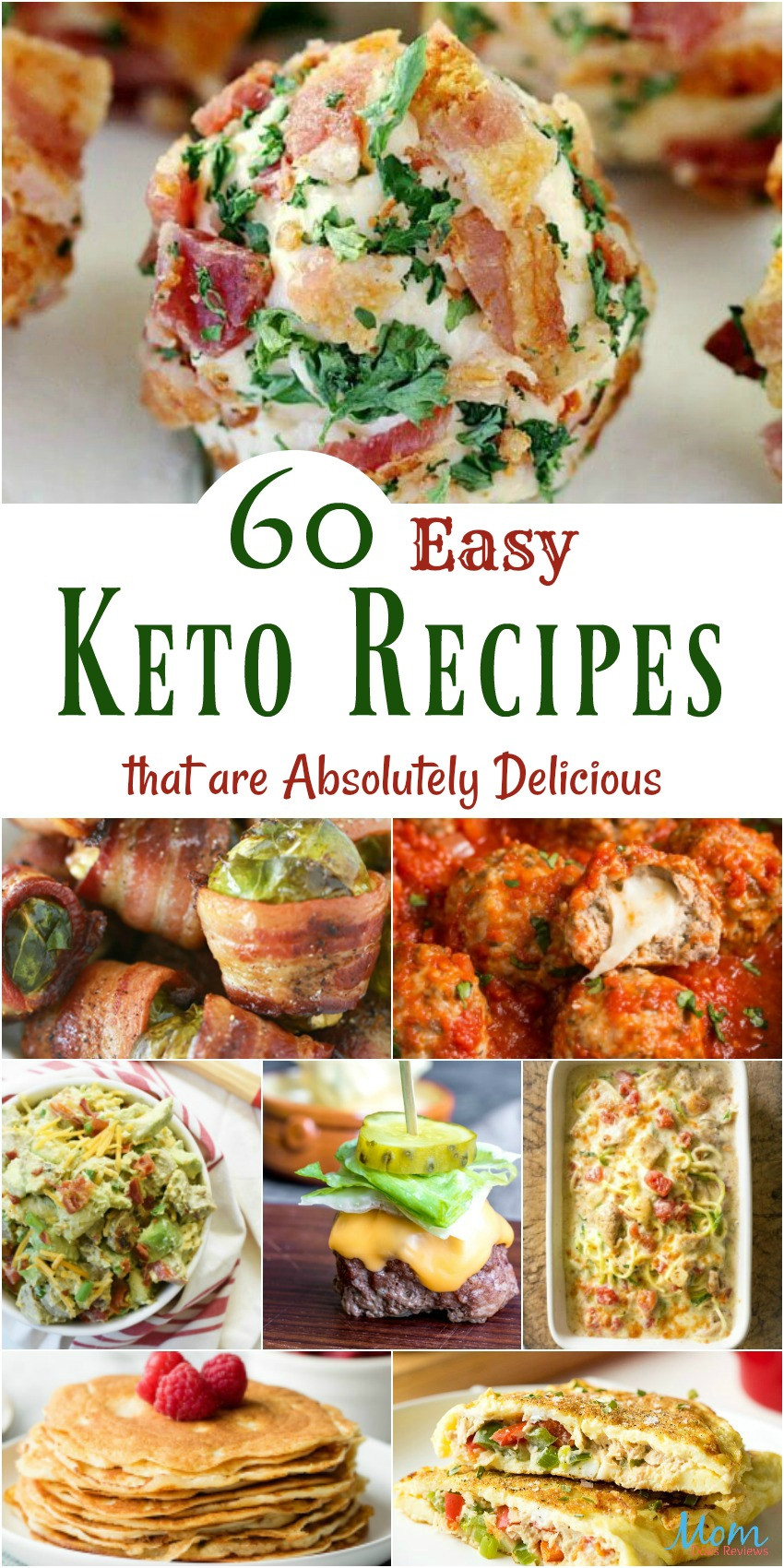 60 Easy Keto Recipes that are Absolutely Delicious #KETO #recipe #ketogenicdiet #diet #recipes #foodie