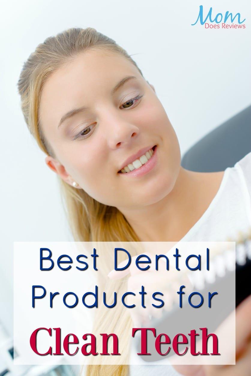 Best Dental Products for Clean Teeth #teeth #dental #dentist #health
