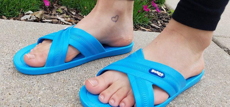 Préparez-vous pour l'été avec les sandales Bokos #GradGifts17