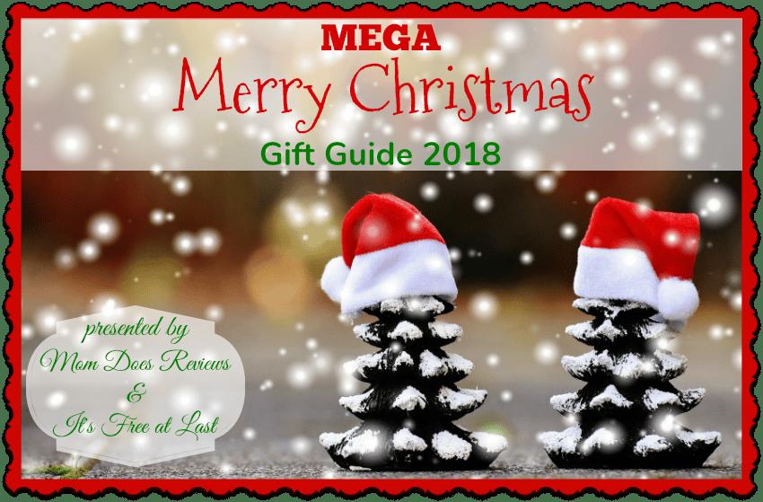 Mega Merry Christmas Gift Guide