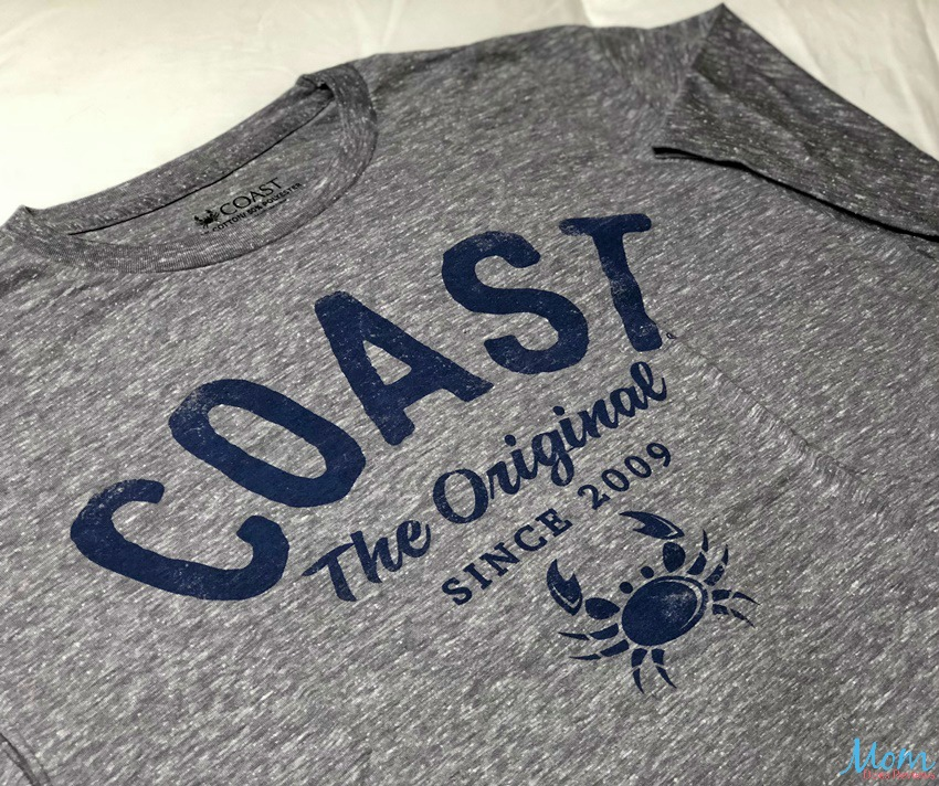 Coast the Original Tee Shirt