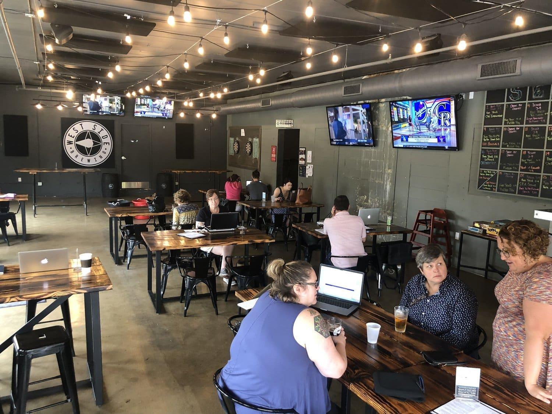 Les espaces de coworking, un atout pour les entreprises sans siège social