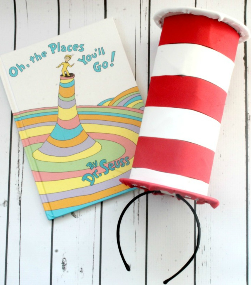 DIY Dr. Seuss Hat Craft