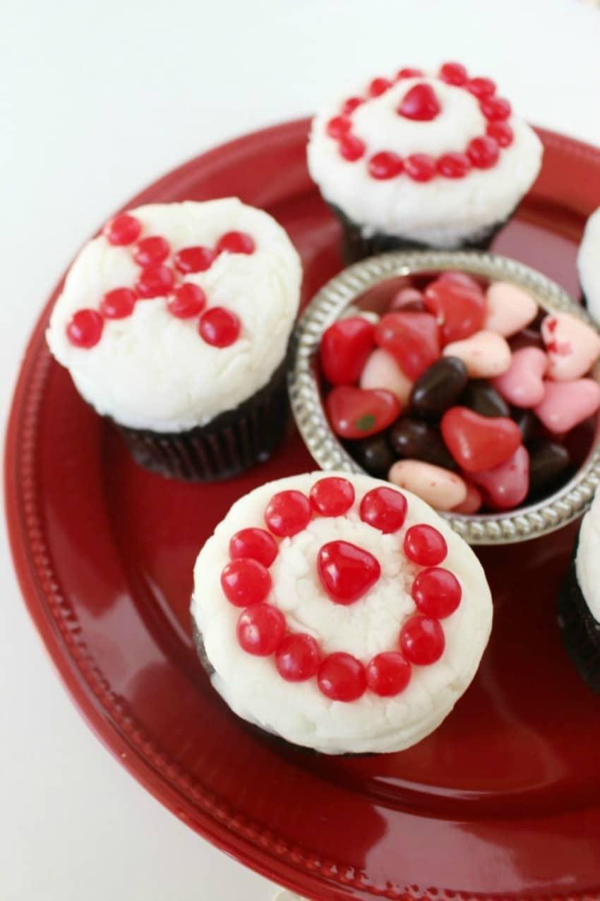 Dark Chocolate Cupcake Recipe