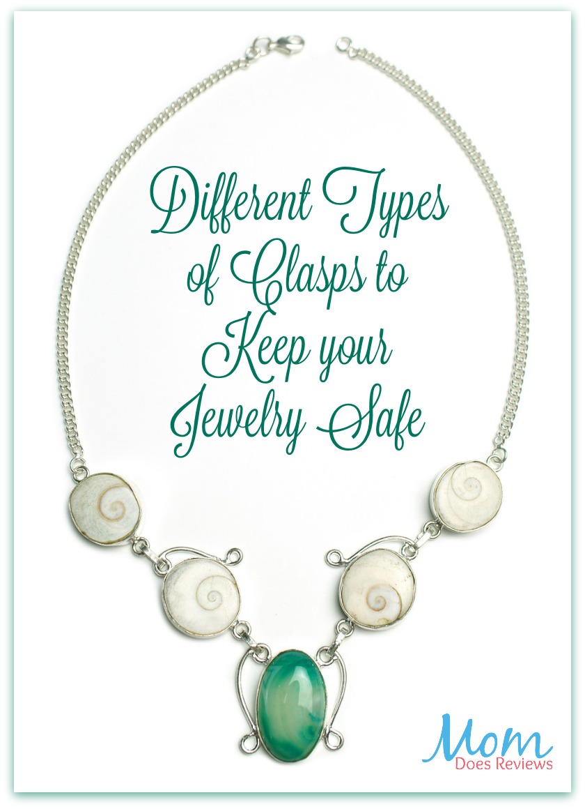 Different Types of Clasps to Keep your Jewelry Safe