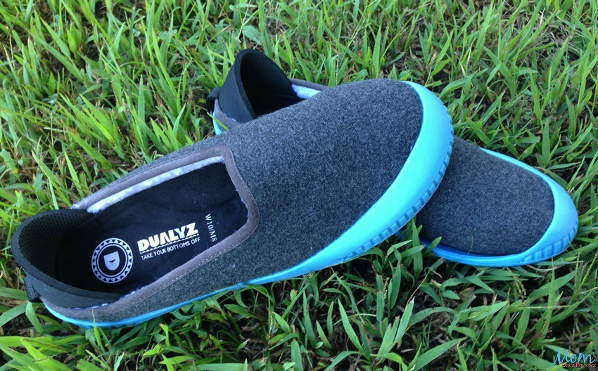 Dualyz Slippers blue