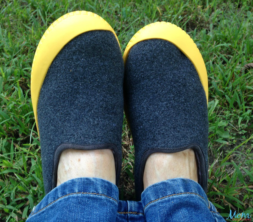 Dualyz Slippers yellow