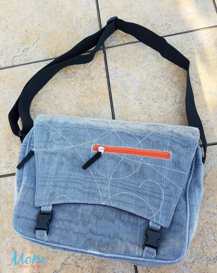 Easy Breezy Messenger Bag