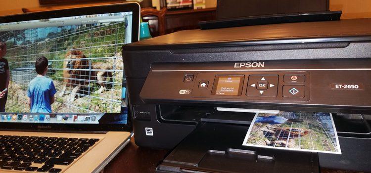 Préparation de la nouvelle année scolaire avec l'imprimante Epson Expression #Back2School17