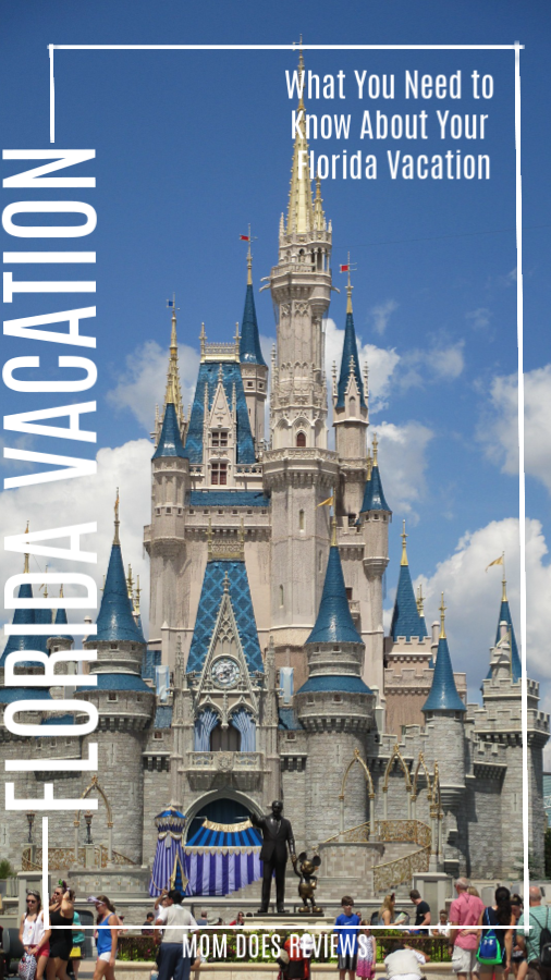 Florida Vacation Tips from a Mom Who Knows Florida!!! #FamilyTravel #VisitFL