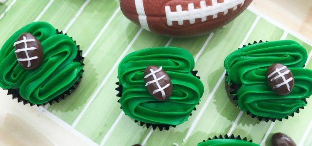 Gâteaux de football faciles pour le grand jeu !