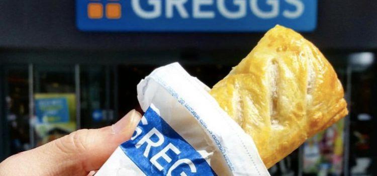Le rouleau de saucisses végétaliennes Greggs stimule les ventes