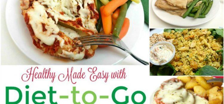 Des repas sains et faciles à préparer avec le chef cuisinier du régime au goût du jour !