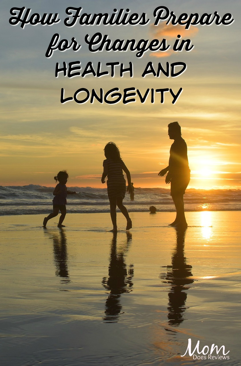 How Families Prepare for Changes in Health and Longevity #health
