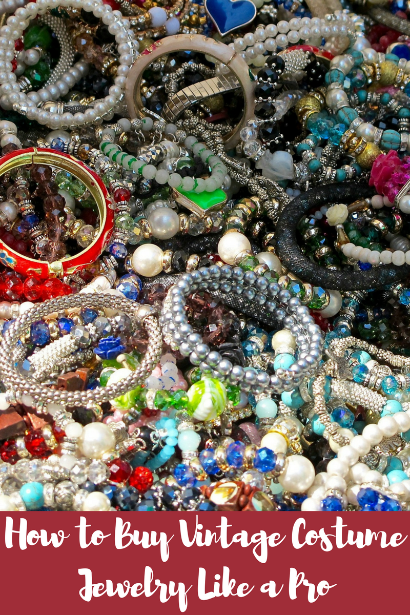 Buy Vintage Costume Jewelry