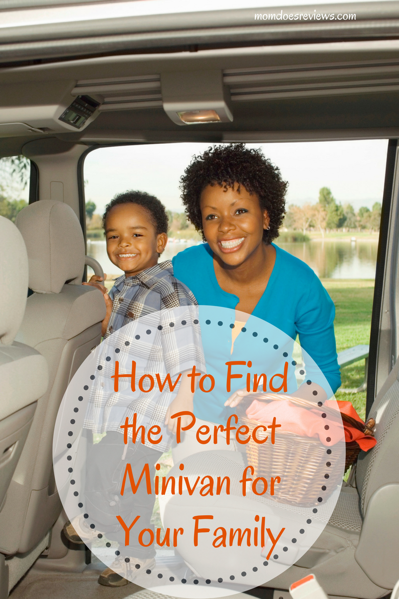 How to Find the Perfect Minivan for Your Family