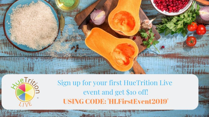 HueTrition Live coupon