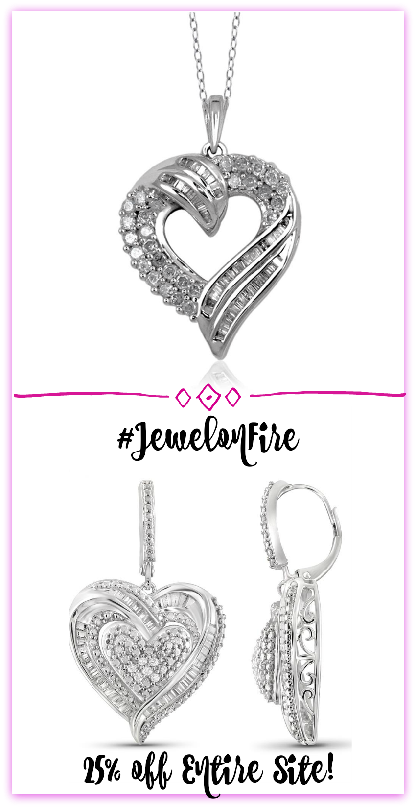 Save 25% on entire site #JewelonFire #ad