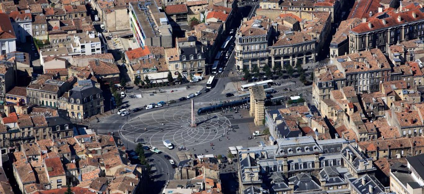 Bordeaux, une ville en pleine mutation