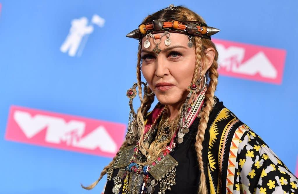 Arrêtez de demander à Madonna pourquoi elle n'a pas de star hollywoodienne