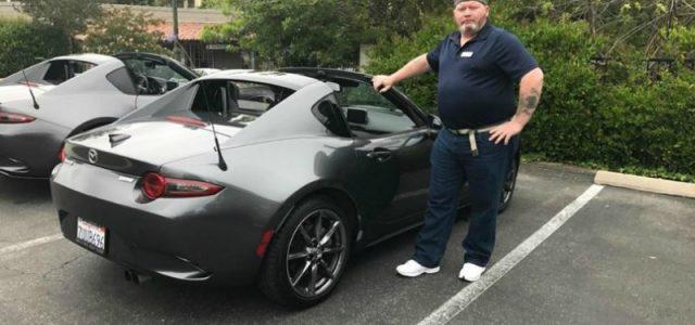 Passer du temps avec Mazda à San Diego #DrivingMatters