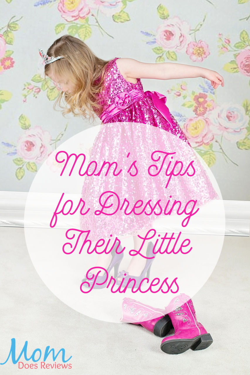 Mom's Tips for Dressing Their Little Princess