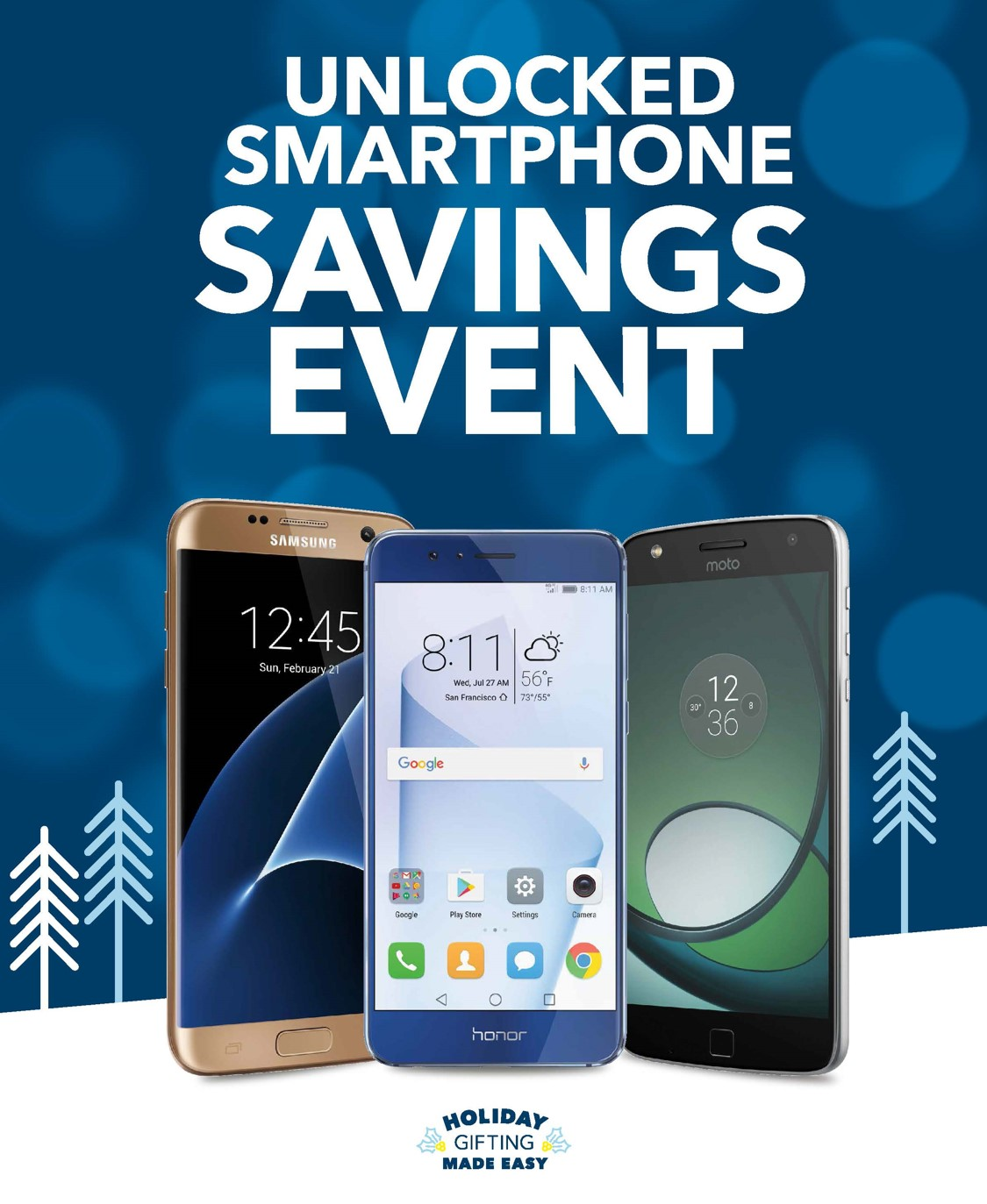 Best Buy November Unlocked Smartphone Sales Event!