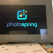 PhotoSpring cadre numérique pour ces souvenirs précieux #MegaChristmas17 #Review