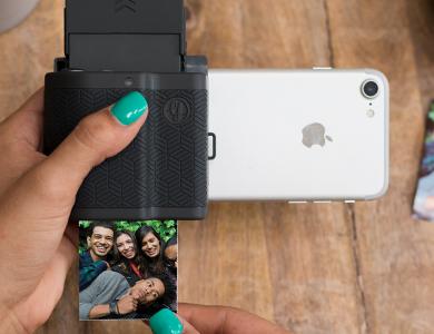Faites des souvenirs partout avec l'imprimante portable PRYNT pour iPhone #OwnTheMoment #Back2School17