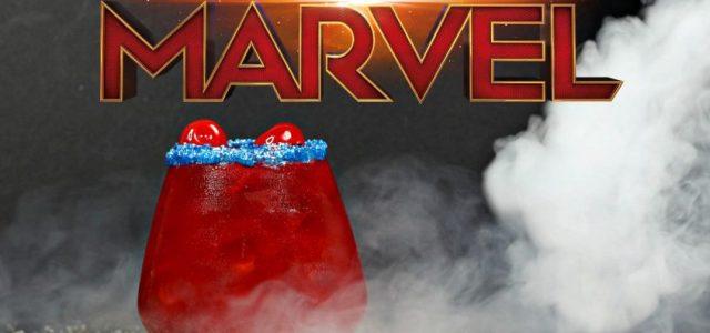 Faites ce mélange magique, merveilleux et appétissant pour les enfants ! #CaptainMarvel