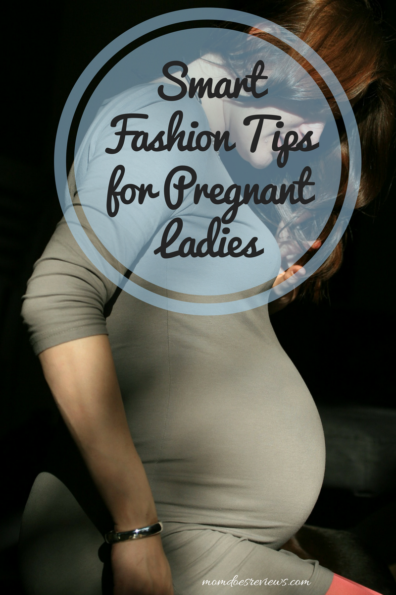 Smart Fashion Tips for Pregnant Ladies