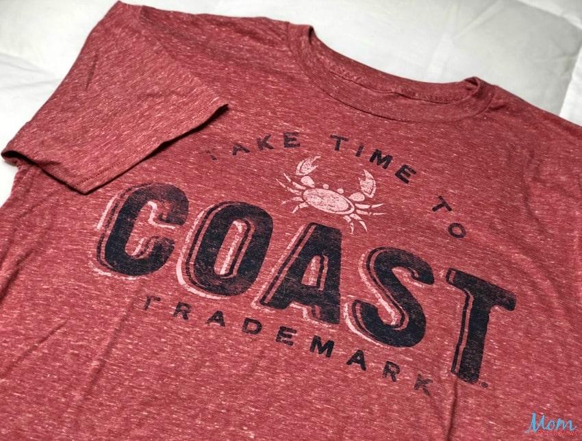 Take Time to Coast Tee Shirt