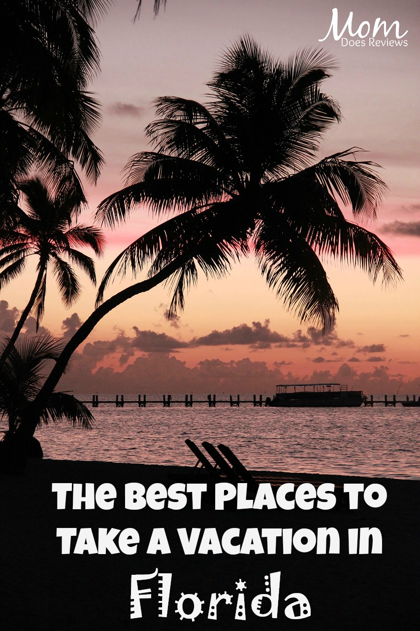 The Best Places to Take a Vacation in Florida #travel #vacation #florida