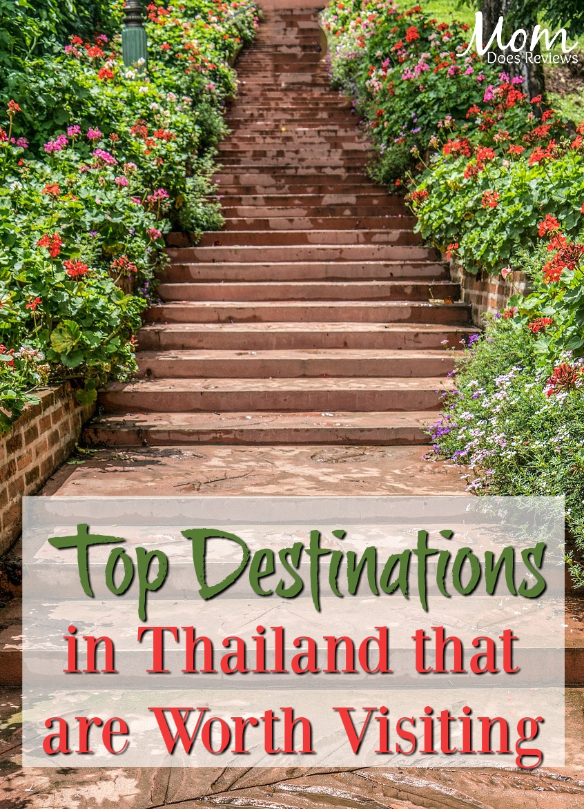 Top Destinations in Thailand that are Worth Visiting #travel #destinations #vacations #thailand