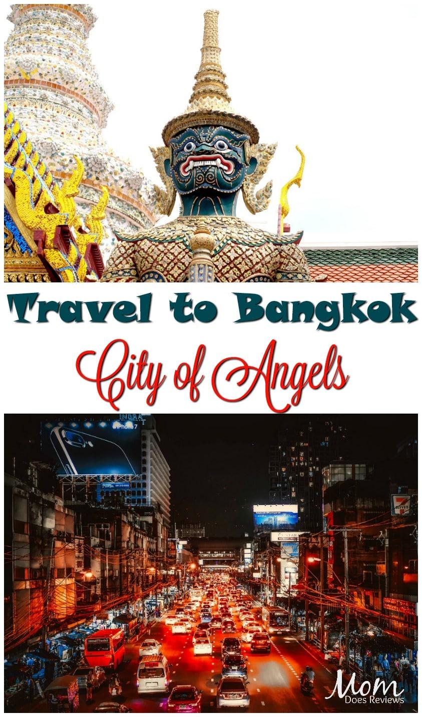 Travel to Bangkok: City of Angels #travel #vacation #destination #bangkok