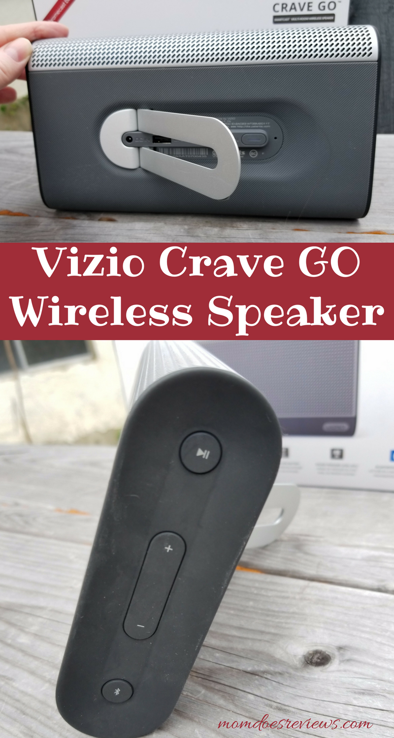Vizio Crave GO Wireless Speaker