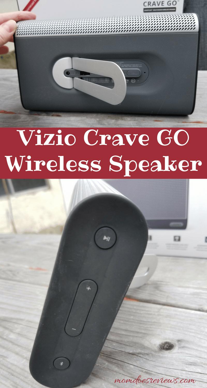 Vizio Crave GO Wireless Speaker